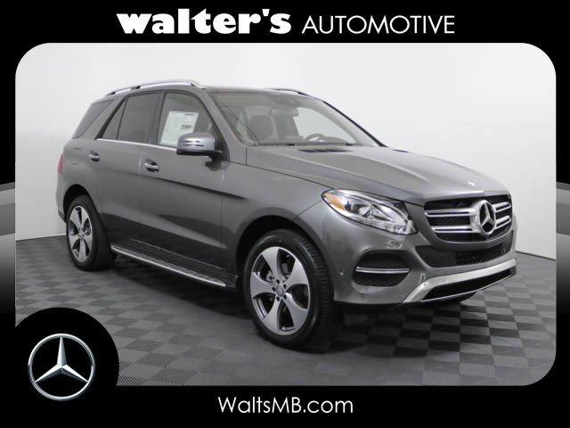 New 2017 mercedes benz gle350 suv in riverside 49712n for Walters mercedes benz riverside