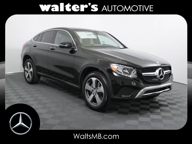 New 2017 Mercedes Benz Glc300 4matic Coupe Coupe In
