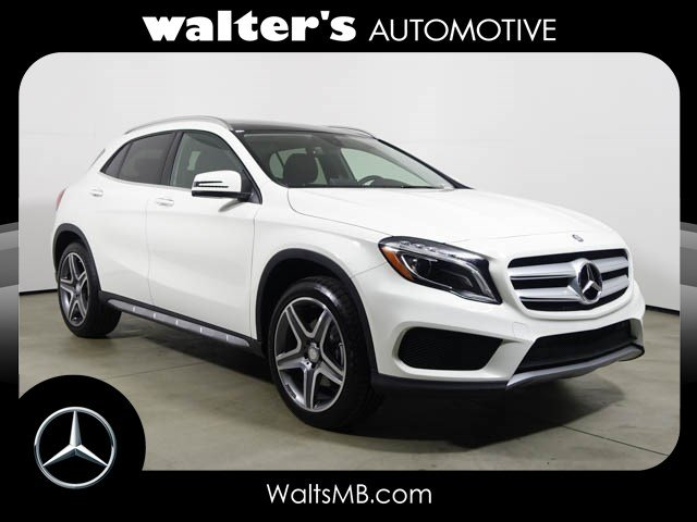 New 2016 mercedes benz gla250 suv in riverside 48031n for Walter s mercedes benz riverside