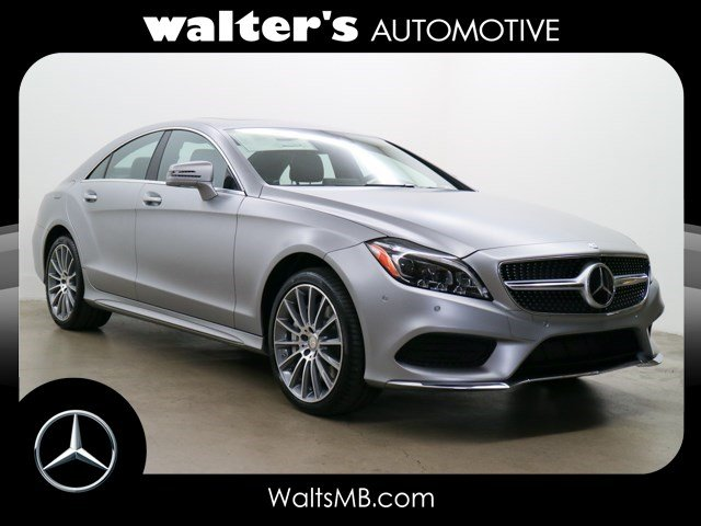New 2016 mercedes benz cls550 sedan in riverside 48652n for Mercedes benz walters