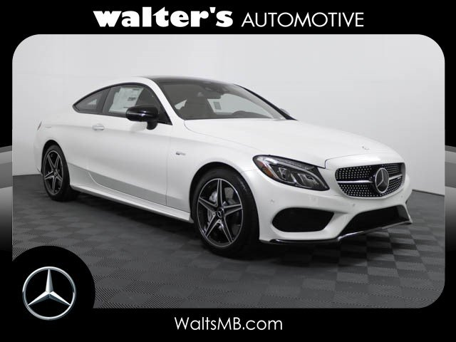 New 2017 mercedes benz c class amg c43 4matic coupe coupe for 2017 mercedes benz c class c43 amg